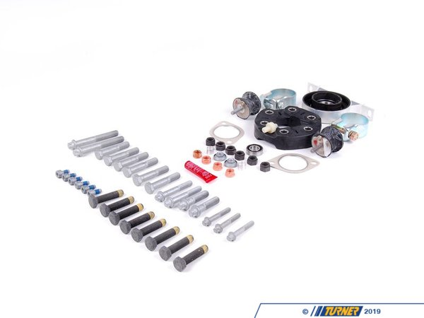 e46m54cikt - turner oem clutch installation kit  ci  330i  ci  up to 03  2003