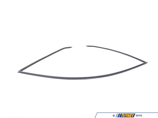 T#13825 - 51317119713 - Genuine BMW Rear Window Cover - 51317119713 - E92 - Genuine BMW -