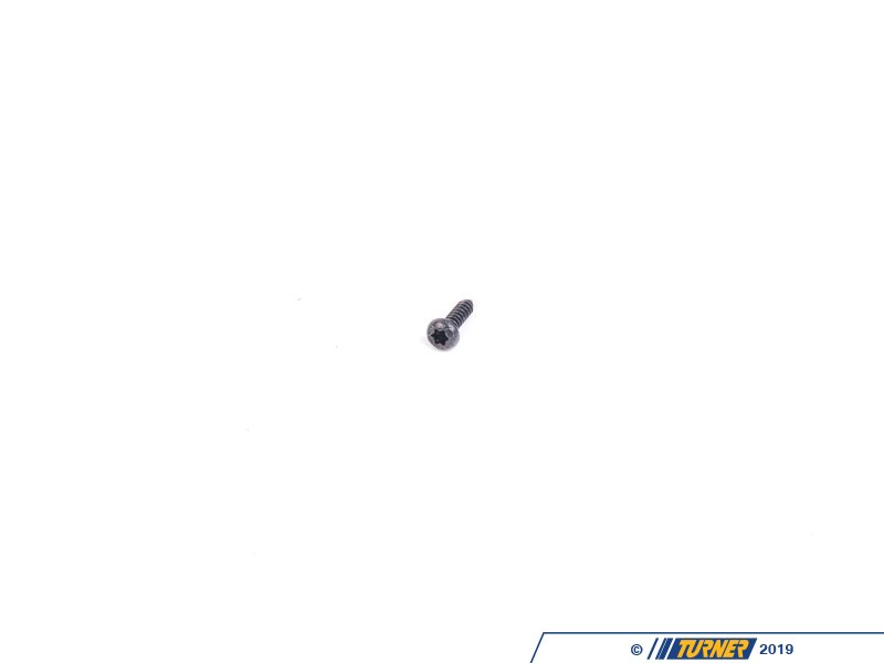 T#27756 - 07119905746 - Genuine BMW Sheet-metal Screw, Black - 07119905746 - Genuine BMW -