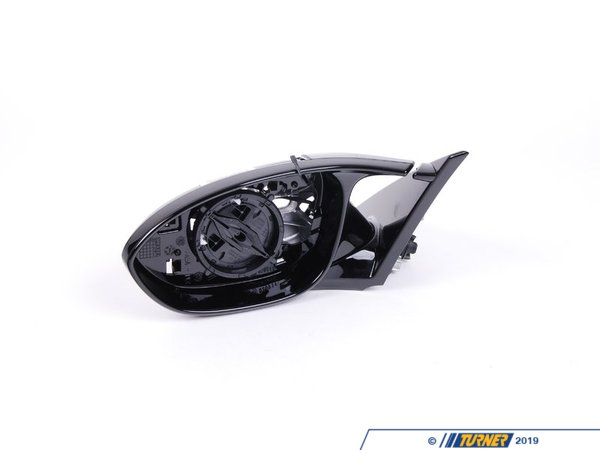 T#85126 - 51168051913 - Genuine BMW Outside Mirror W/out Glass H - 51168051913 - Genuine BMW -