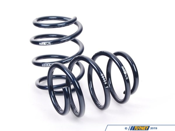 T#3702 - 50464-88 - H&R Race Spring Set - E39 540i - H&R - BMW