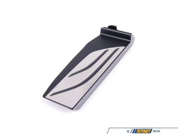 T#112521 - 51478053899 - Genuine BMW M Foot Rest - 51478053899 - Anthrazit - Genuine BMW -