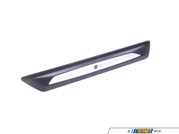 T#21956 - 51478051037 - Genuine BMW M Trim Panel For Sill Cover, - 51478051037 - Genuine BMW -