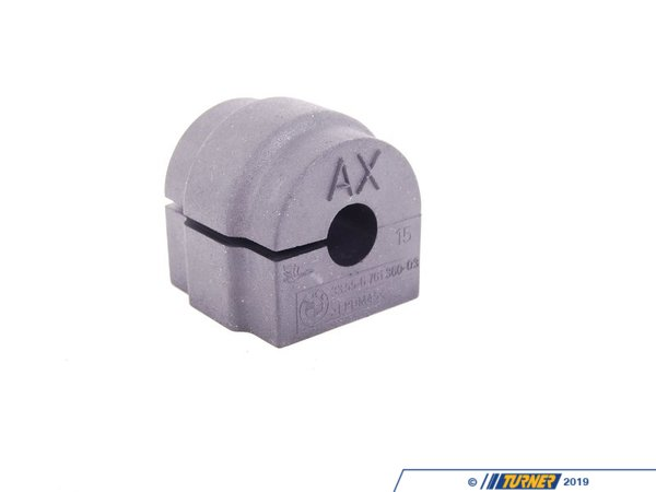T#15822 - 33556761360 - Genuine BMW Rear Axle Stabilizer Rubber Mounting 33556761360 - Genuine BMW -
