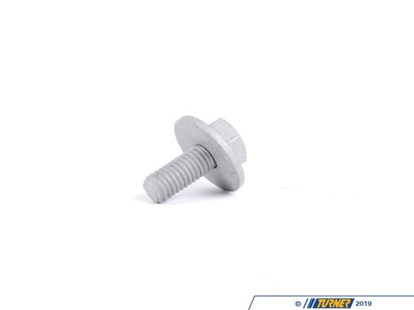 T#27394 - 07119902913 - Genuine BMW Hex Bolt With Washer - 07119902913 - Genuine BMW Hex Bolt With WasherThis item fits the following BMW Chassis:E60 M5,E63 M6,E53 48IS,E53 X5 X5,E63,E65,E93,F01,F02,F06,F10,F12,F13,F22,F25 X3,F26 X4 X4,F30,F31,F32,F33,F34,F36,F80 M3,F82 M4,F83,i3i12 - Genuine BMW -