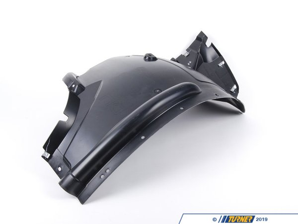 T#117856 - 51717234832 - Genuine BMW Cover, Wheelhousing, Fr. Sec - 51717234832 - Genuine BMW -