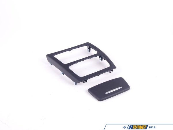 T#84683 - 51167898825 - Genuine BMW Trim Cover, Rear Console, Le - 51167898825 - Genuine BMW -