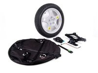 E9X Space Saver Spare Tire Kit