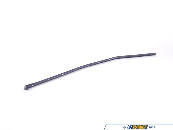 T#89761 - 51218223664 - Genuine BMW Gasket, Door Joint, Bottom Front Right - 51218223664 - E65 - Genuine BMW -