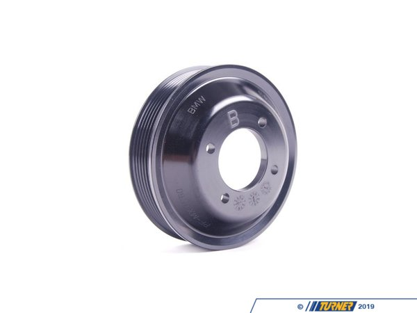 Genuine BMW Genuine BMW Water Pump Pulley 11511436590