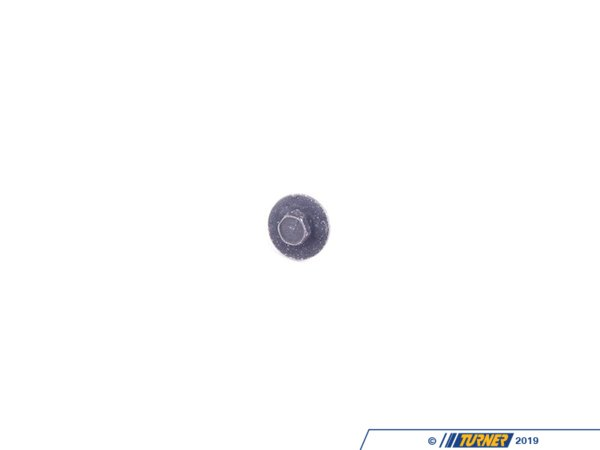 T#76118 - 51117070199 - Genuine BMW Hex Head Screw - 51117070199 - E63,E85,E93 - Genuine BMW -