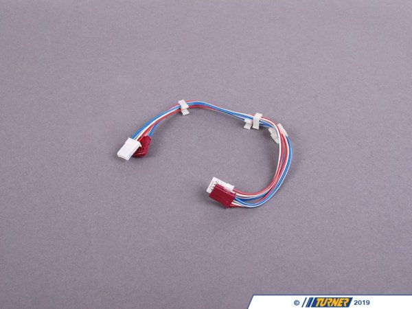 T#16211 - 61318375435 - Genuine BMW Connecting Line, Switch - 61318375435 - E46 - Genuine BMW Connecting Line, Switch - This item fits the following BMW Chassis:E46 - Genuine BMW -