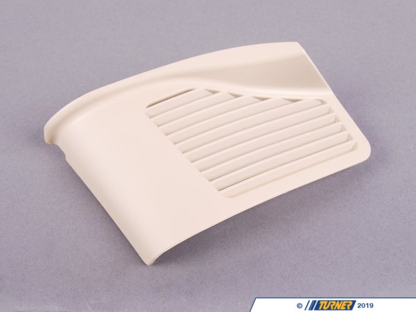 T#134287 - 54217025543 - Genuine BMW Moulding Air Outlet Rear Left Crema - 54217025543 - Genuine BMW -