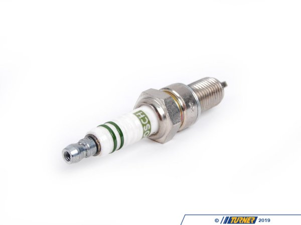 "T#4019 - X5DC - OEM Bosch Spark Plug - E24 M6, E28 M5, E30 M3 - Bosch X5DC spark plugfor S14 and S38 engines.Listed as BMW part #'s 12129061882, 12121311928,and 12121305306. Over time spark plugs become contaminated, worn, and ""fouled out"". This can cause a weak or missing spark leading toissues with fuel efficiency, misfires, check engine codes, and poor idle or even direct damage to your catalytic converter. This OEM spark plug made by Bosch will restore OE spark plug operation and function, returning lost power and fuel efficiency.Bosch is one of the largest OEM producers of Genuine BMW and aftermarket parts in the world, providing parts for almost every major automotive manufacturer. Bosch has likely supplied many of the original electrical (and mechanical) parts foryour BMW. Thanks to their quality, high durability, and reliability, you should expect a long service life from Bosch products.As a leading source of high performance BMW parts and accessories since 1993,we atTurner Motorsportare honored to be the go-to supplier for tens ofthousands of enthusiasts the world over. With over two decades of parts, service, and racing experience under our belt, we provideonly qualityperformance and replacement parts. All of our performance parts are those we would (and do!)install and run on our own cars, as well as replacement parts that areGenuine BMW or from OEM manufacturers.Weonly offerparts we know you can trust to perform!This item fits the following BMWs:1988-1991  E30 BMW M31988  E28 BMW M51987-1989  E24 BMW M6 - Bosch - BMW"
