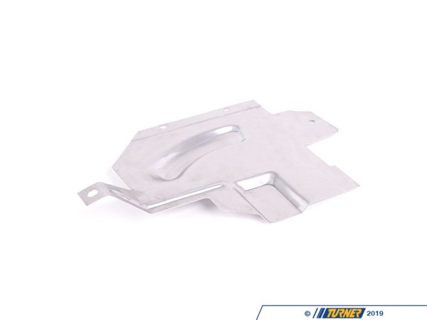 T#56360 - 32211137537 - Genuine BMW Heat Resistant Plate Front R - 32211137537 - Genuine BMW -