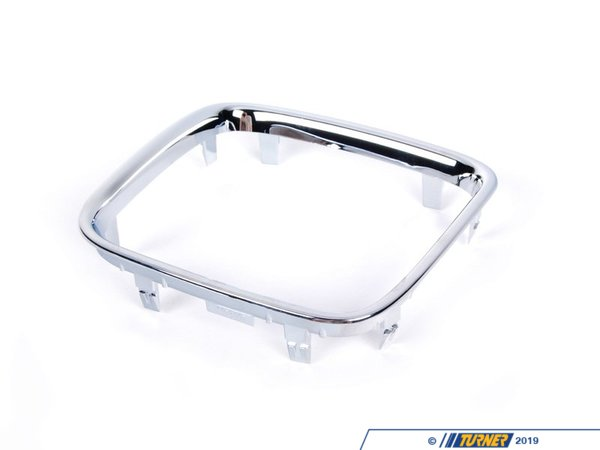 T#23522 - 51131973897 - Genuine BMW Decorative Frame Left - 51131973897 - E34,E34 M5 - Genuine BMW -