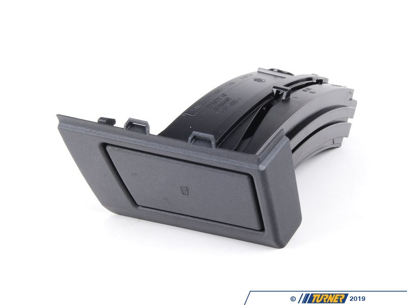 T#82405 - 51163402390 - Genuine BMW Cup Holder Instum. Panel, Pa - 51163402390 - Grau - Genuine BMW -