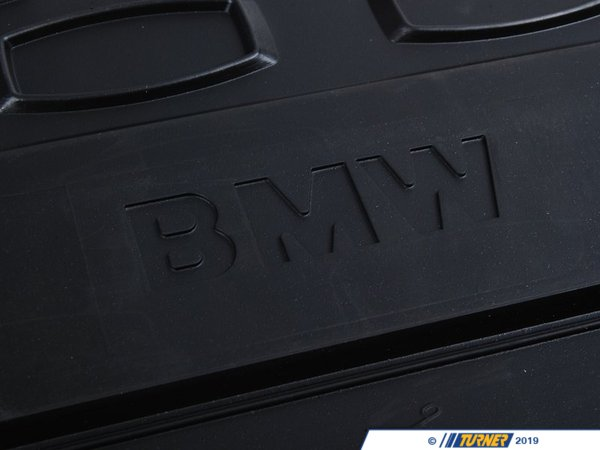 T#110066 - 51470429234 - Genuine BMW Kit Rubber Floor Mats Rear - 51470429234 - E65 Anthrazit - Genuine BMW -