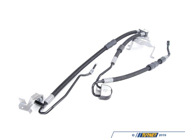T#58366 - 32416785921 - Genuine BMW Exp. Hose, Adaptive Drive 1St Section - 32416785921 - E70 - Genuine BMW -