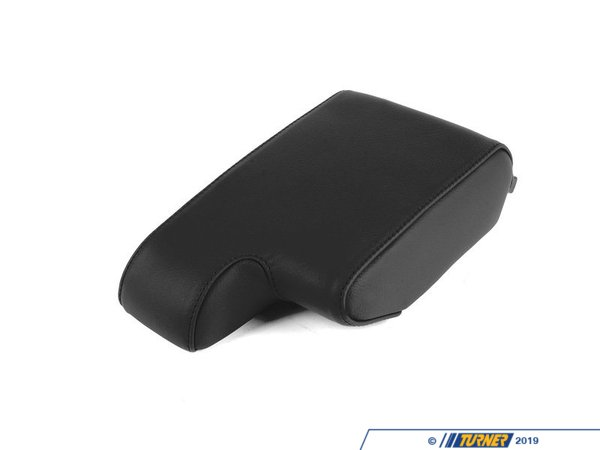 T#23753 - 51168173251 - Genuine BMW Armrest Leather Schwarz - 51168173251 - E36,E36 M3 - Genuine BMW -