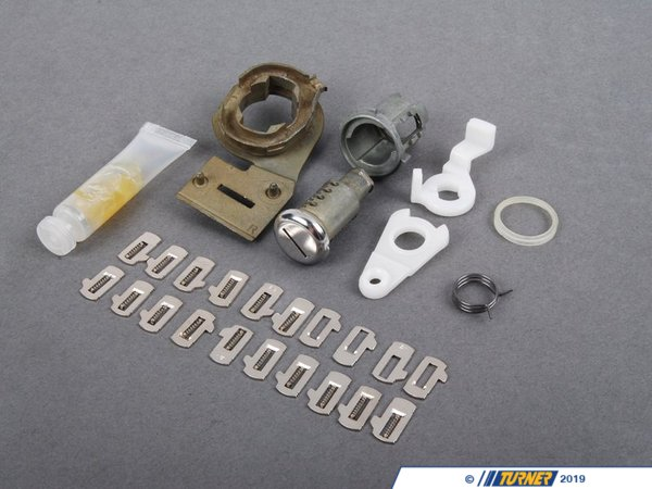 T#89983 - 51219556326 - Genuine BMW Repair Kit Lock Cylinder Right Code* 10001 - 51219556326 - Genuine BMW -