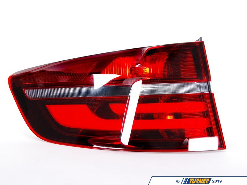 63212337552 Genuine Bmw Black Line Taillights E71 X6