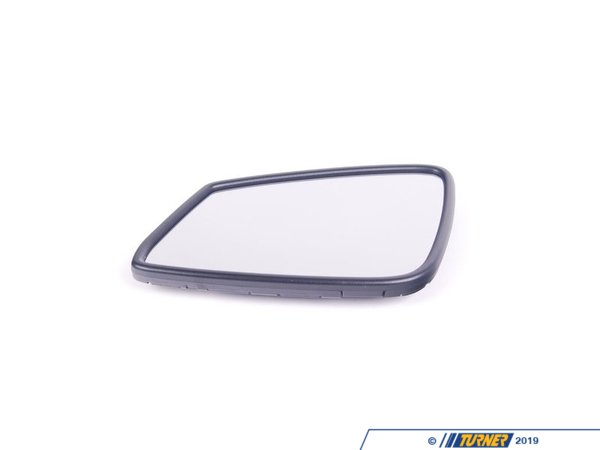 T#23738 - 51167285009 - Genuine BMW Mirror Glas Heated Plane Lef - 51167285009 - Genuine BMW -