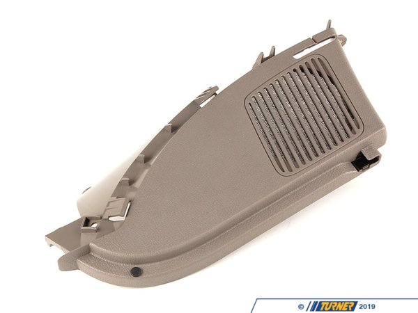 T#104740 - 51438189201 - Genuine BMW Lateral Trim Panel Left Sandgrau - 51438189201 - E36 - Genuine BMW -