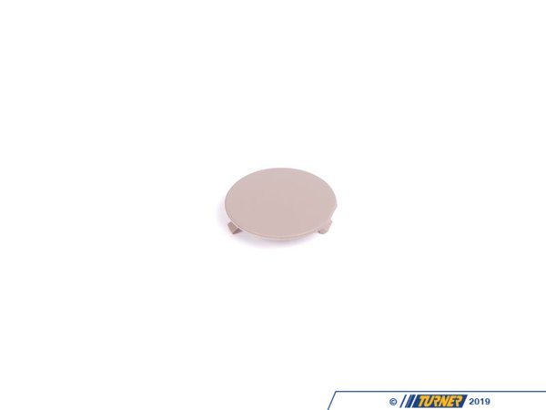 T#108538 - 51458411647 - Genuine BMW Covering Cap Beige 2 - 51458411647 - Genuine BMW -
