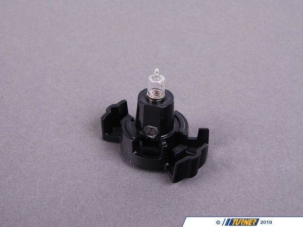 T#10831 - 63127170858 - Lighting Bulb Socket With Bulb - Z4 - Genuine BMW Bulb Socket With Bulb F Parking LightThis item fits the following BMW Chassis:E85 Z4M,E85 Z4,E86 Z4 - Genuine BMW - BMW