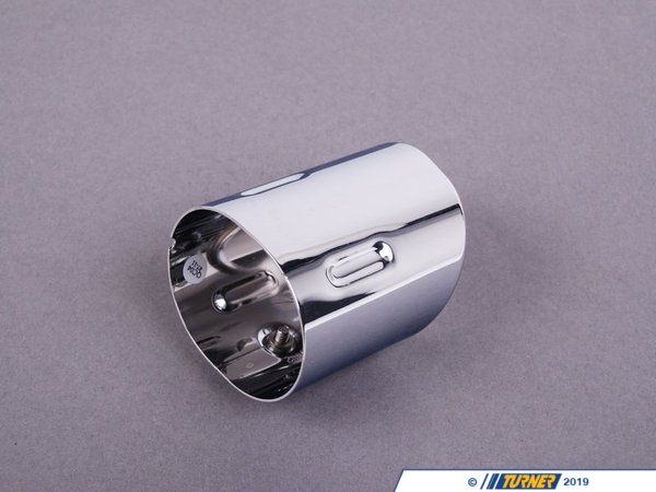 T#11406 - 82120305010 - Genuine BMW Exhaust Pipe Extension Chrome - 82120305010 - E53,E83 - Genuine BMW Exhaust Pipe Extension Chrome - This item fits the following BMW Chassis:E53 X5,E83 X3 - Genuine BMW -