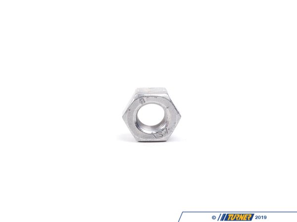 Genuine MINI SELF-LOCKING HEX NUT 07129906196