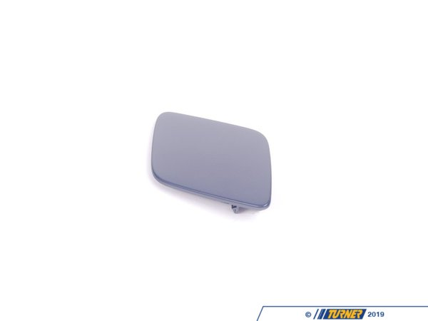 T#23329 - 51118035799 - Genuine BMW Flap, Towing Eye, Primed -M- - 51118035799 - E92,E93 - Genuine BMW -
