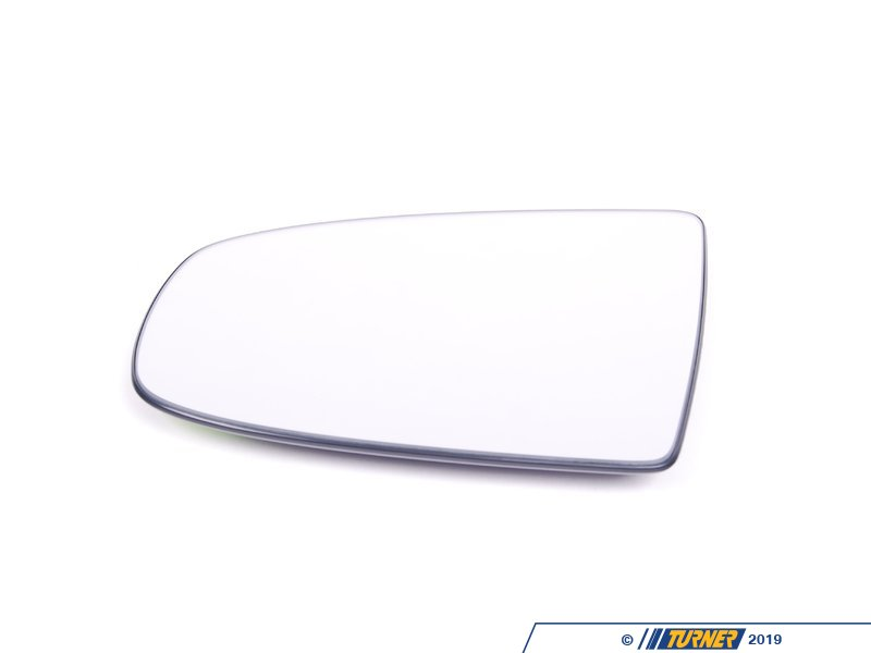 T#84514 - 51167298161 - Genuine BMW Mirror Glass, Plane, Left - 51167298161 - E70 X5,E71 X6 - Genuine BMW -
