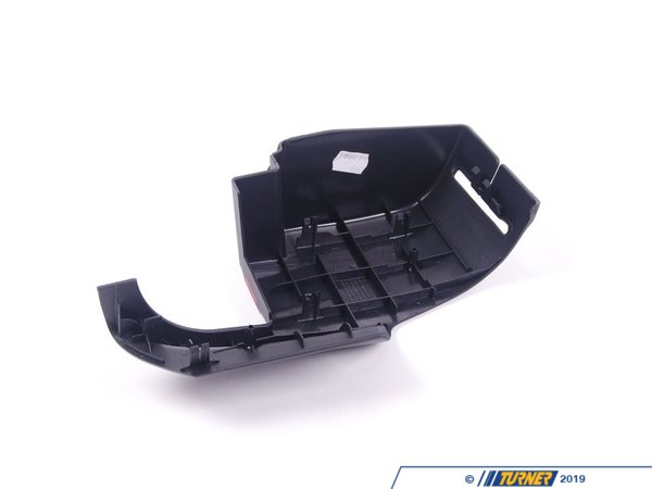T#113181 - 51478235649 - Genuine BMW Covering Left Schwarz - 51478235649 - E46 - Genuine BMW -