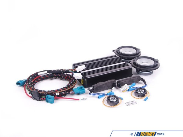 T#154553 - 65412163268 - Genuine BMW Retrofit Kit Hifi System Alp - 65412163268 - Genuine BMW - BMW