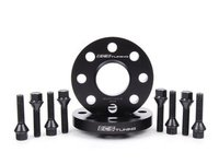 T#369492 - ECS10168KTWB - ECS Tuning Wheel Spacer & Bolt Kit - 17.5mm - 4x100 - ECS - BMW