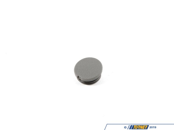 T#95972 - 51413412084 - Genuine BMW Bolt Covering Cap Recessed D - 51413412084 - Grau - Genuine BMW -