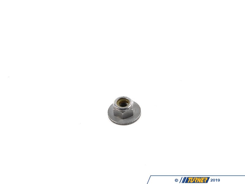 T#12344 - 64509123157 - Genuine BMW Heater & A/c Self-locking Hex Nut 64509123157 - Genuine BMW -