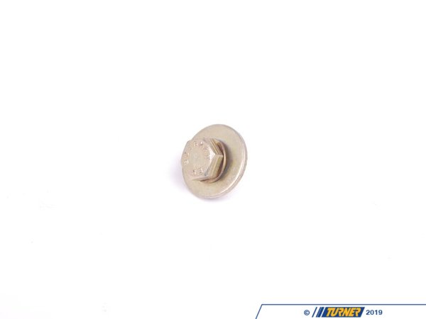 T#28200 - 07119915071 - Genuine BMW Hex Bolt With Washer - 07119915071 - E30,E30 M3 - Genuine BMW -
