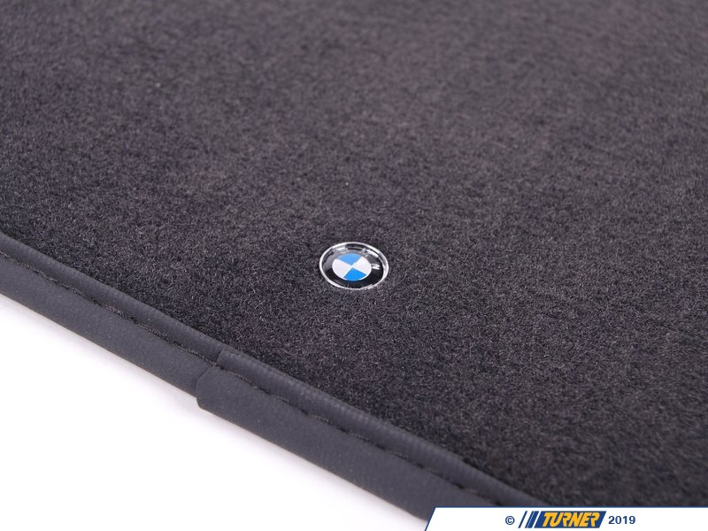 51471911407 Genuine Bmw Floor Mats Black E30 318i Is 325e Es 325i