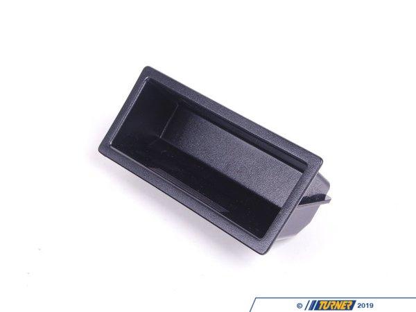 T#82689 - 51166954946 - Genuine BMW Insert, Non-Smoker Schwarz - 51166954946 - E70 X5,E71 X6 - Genuine BMW -