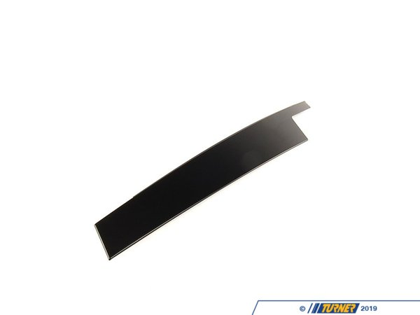 T#92963 - 51337060240 - Genuine BMW Finisher Window Frame B-Pillar Fr Door - 51337060240 - E90 - Genuine BMW -