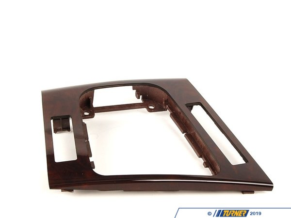 T#85972 - 51168209456 - Genuine BMW Bottom Panel Depositing Box Wood Myrte - 51168209456 - E46 - Genuine BMW -