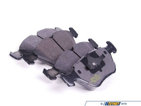 T#1080 - TMS1080 - Hawk HPS Street Brake Pads - Front - E32, E34, E36 M3, E46 M3, E39 528i, MZ3 - A high-performance street pad with much-improved braking performance and significantly reduced brake dust. The HPS pads are perfect for drivers who dont want an ordinary replacement pad and want something that will hold up for aggressive street. With the HPS pads you can expect:  Increased stopping power even when the pads are cold Longer pad life Low dust compared with other performance pads Quiet operation  In addition, the HPS pads are easy on rotors. And Hawk stands behind their pads with a limited lifetime warranty against defects.This pad set includes pads for both FRONT brakes.These Front Brake Pads fit the following BMWs:1988-1994 E32 BMW 735i, 735il, 740i, 740il 750il1989-1995 E34 BMW 525i, 530i, 535i, 540i, M51995-1999 E36 BMW M31997-1998 E39 BMW528i1997-2002 Z3 BMW Z3 M Roadster/ M Coupe including S52 and S54 versions2001-2002 E46 BMW M3 - Hawk - BMW