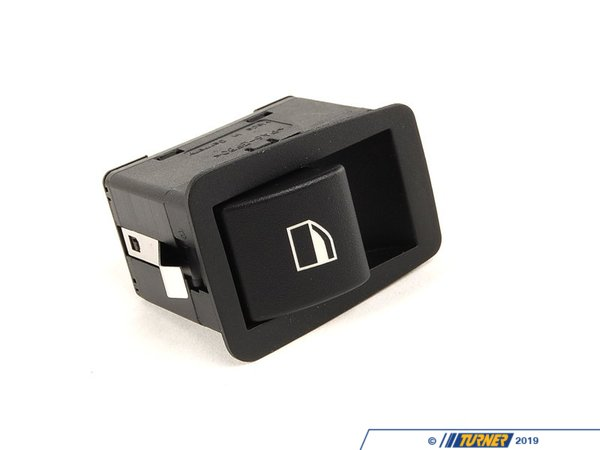 T#10585 - 61316902174 - Genuine BMW Window Lifter Switch, Rear - 61316902174 - E46 - Genuine BMW -