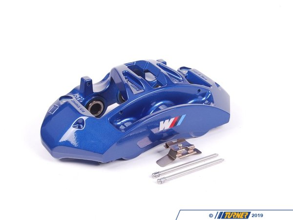Genuine BMW Genuine BMW Front Brake Caliper - Left - F10 M5, F12 F13 M6 34117845747