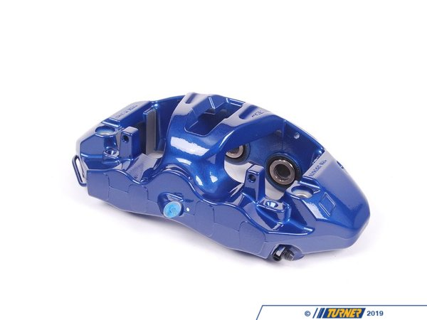 T#15883 - 34117845747 - Genuine BMW Caliper Housing Left - 34117845747 - F06,F10,F12,F13 - Genuine BMW -
