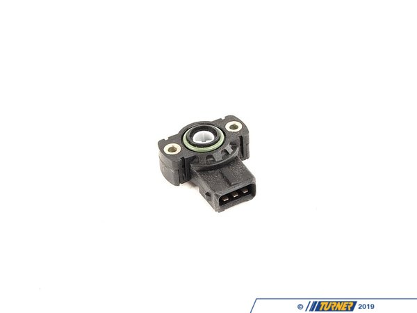 T#370081 - 13631726591 - Throttle Position Switch - E36 93-99, E34 E32 E38 E39 Z3 - Hella - BMW
