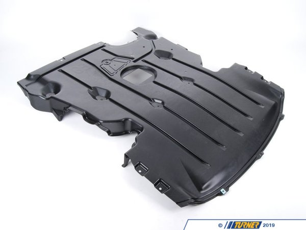 T#119188 - 51752996364 - Genuine BMW Underhood Shield - 51752996364 - E82 - Genuine BMW -